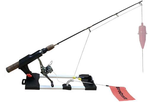 Brocraft Ice Fishing Pole Owner