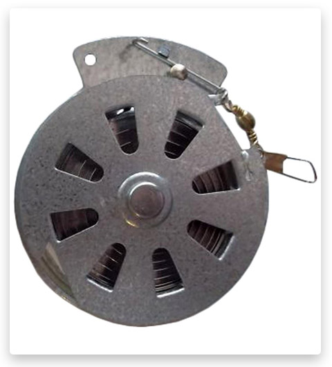 Mechanical Fisher Automatic Fly Fishing Reel