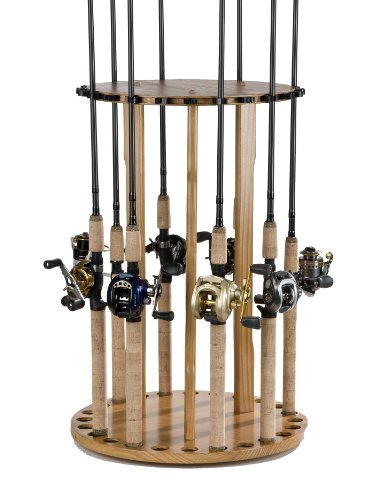Top 16 Best Fishing Rod Racks Hands On Guide Fishing Pole Storage Racks Drone Fishing Central