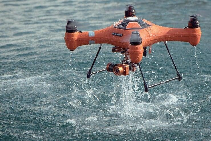 SPRINKLE DRONE 3 ANGLER
