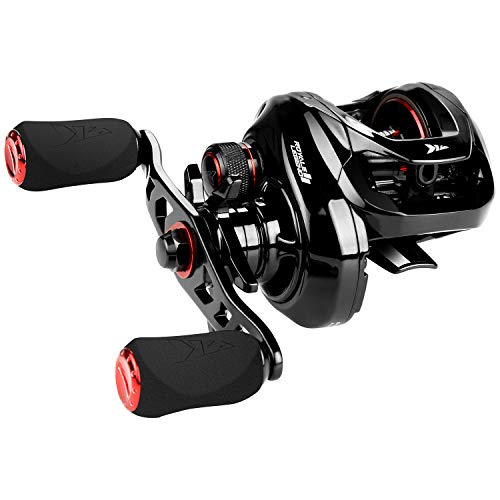 KastKing Royale Legend II Baitcasting Reels, Equipment Proportion 7.2:1, Right Handed Angling Reel