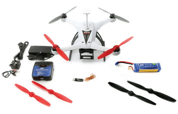 bnf drone package.