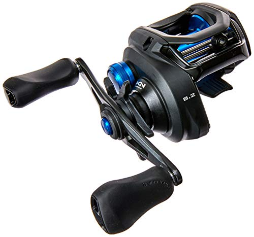 Shimano SLX 150, Low Profile Baitcasting Reel.