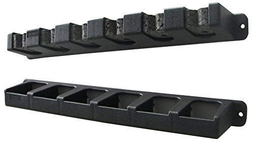 Berkley BAVRR Vertical Rod Rack, Black
