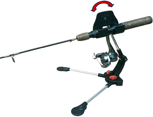 Brocraft Ice Fishing Pointer Down