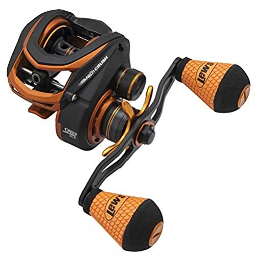 LEW'S (MC1SH) Angling Mach Crush Rate Spool SLP Collection, Baitcasting Reel, Angling Reel, Angling Gear and Equipment, Angling Accessories.