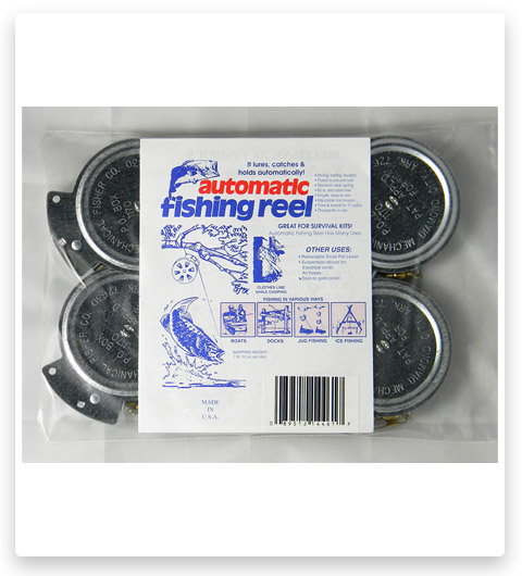 Mechanical Fisher's Yoyo Reels