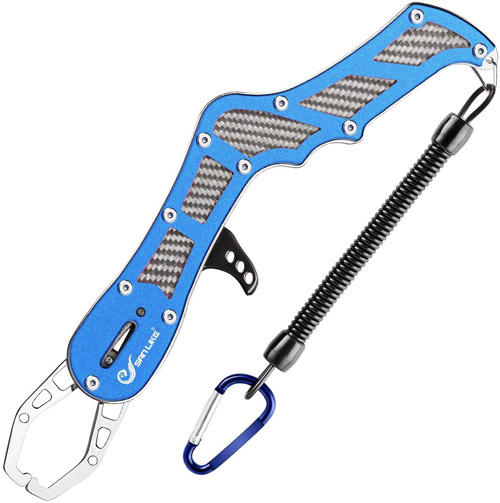 SAN LIKE Fishing Pliers Fish Lip Gripper