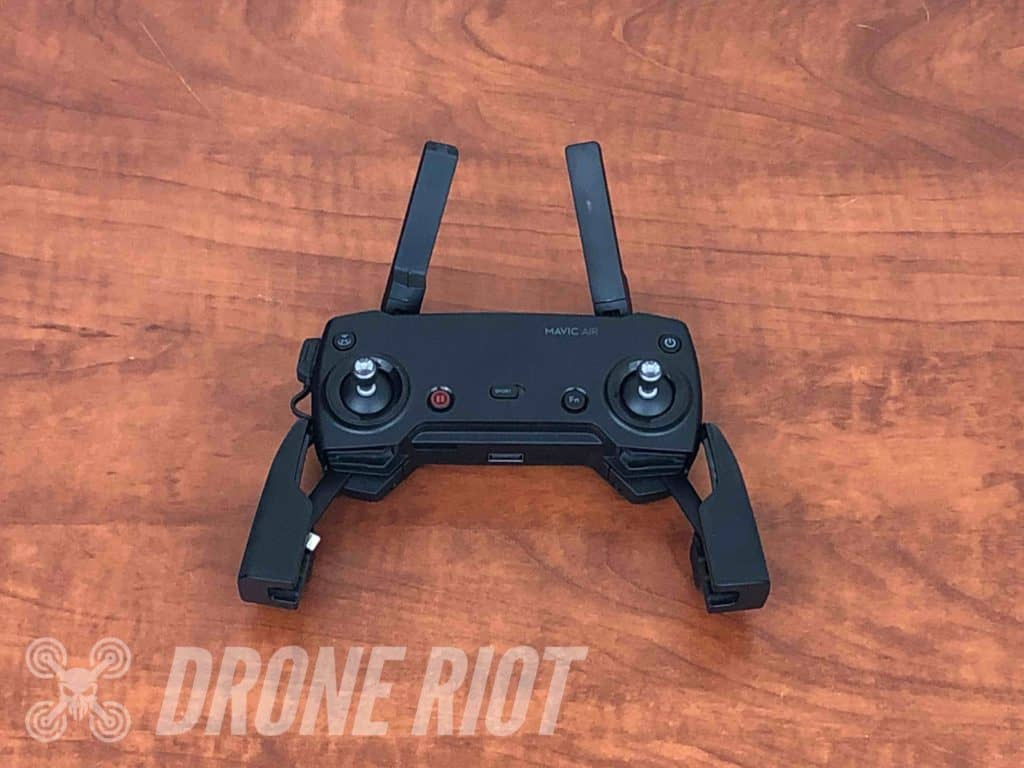 Controller of drone.